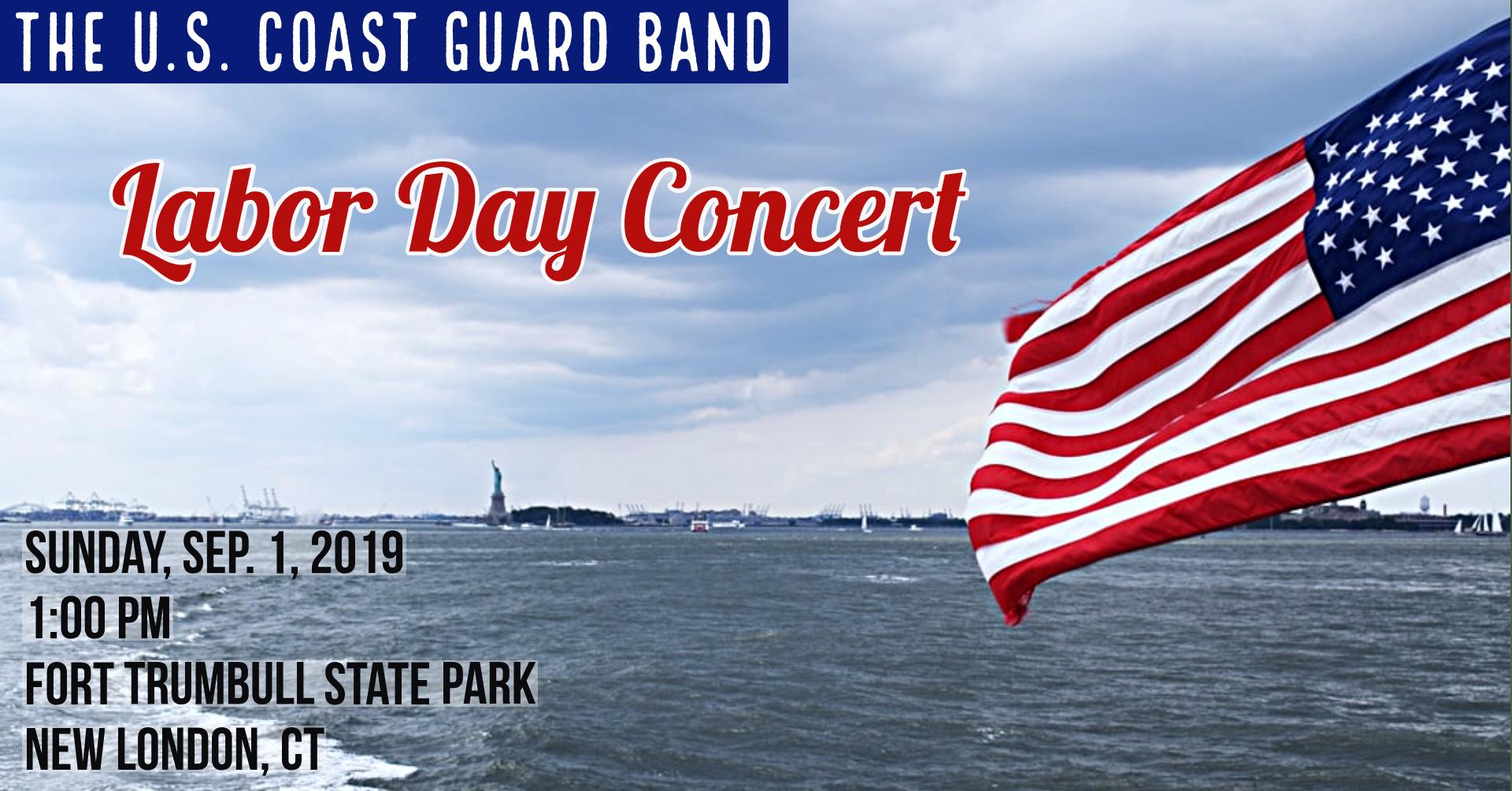 Joint Concert: U S  Coast Guard Band with U S  Naval Academy
