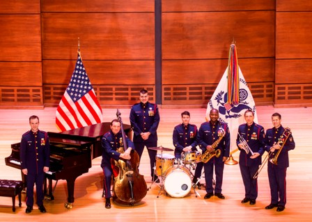 Coast Guard Dixieland Jazz Band