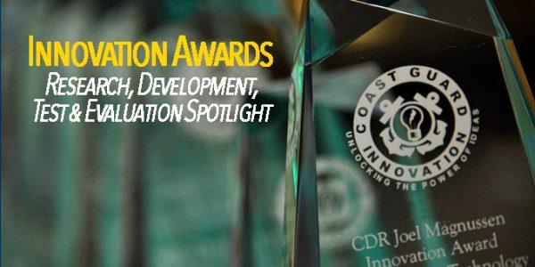 Research, Development, Test and Evaluation Spotlight: Innovation Awards