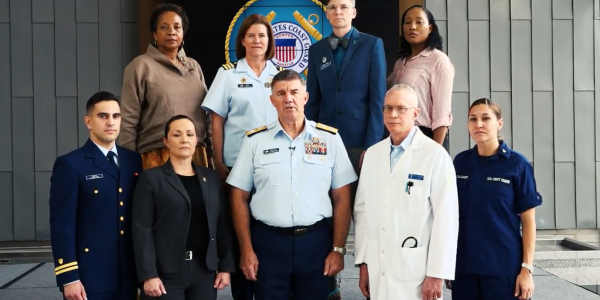 Coast Guard releases updated sexual assault strategic plan