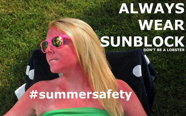 Wellness Wednesday: Stay safe in the sun this summer