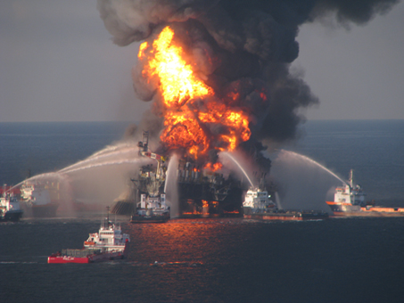 ATHOS OIL SPILL